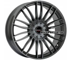 Borbet CW3 7,5x18 ET53 5x120 Mistral Anthracite Glossy