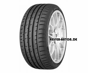 CONTINENTAL 295/30 ZR 19 XL 100Y SPORT CONTACT 3 FR N1