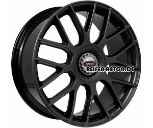 Team Dynamics Imola 8,5x19 ET35 5x120 Racing Schwarz