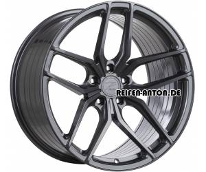 Z-Performance Zp.2.1 9x20 ET30 5x120 Flow-Forged Gloss Metal Deep Concave