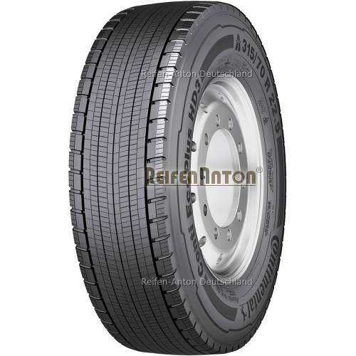 Continental HD3 ECO PLUS 315/60 22,5R152/148L  TL Winterreifen  4019238630633