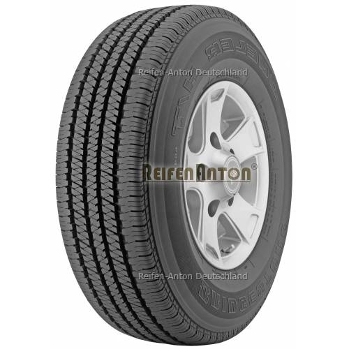 Bridgestone DUELER H/T 684 II 255/60 18R108S  TL Sommerreifen  3286341688115