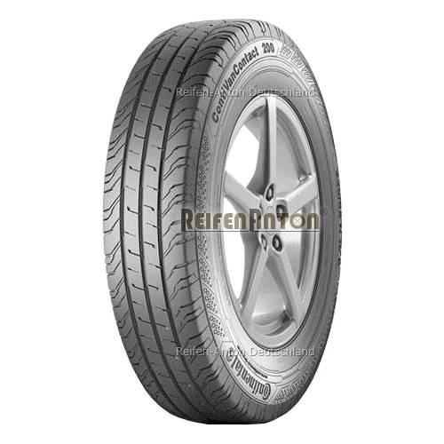 Continental VAN CONTACT 200 195/75 R16 107/105R  C TL Sommerreifen  4019238594652