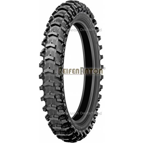 Dunlop GEOMAX MX12 110/100 18R64M  TT Sommerreifen  4038526029089