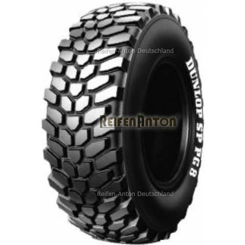 Dunlop SP PG 8 335/80 20R149K  MPT, TL Sommerreifen  3188649806928