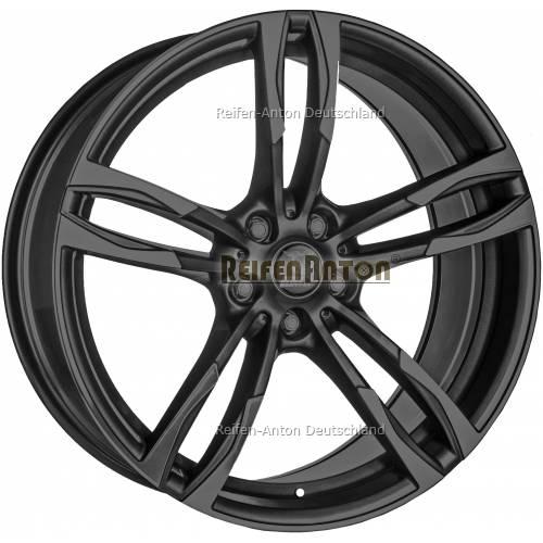 ultra wheels boost ua11 8x18 et45 5x120 schwarz matt. Black Bedroom Furniture Sets. Home Design Ideas