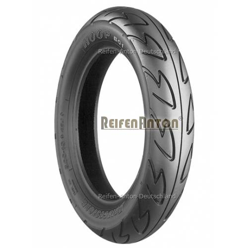 Bridgestone HOOP B01 100/80 12-53J  TL Sommerreifen  3286340848817