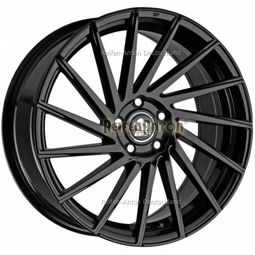 ultra wheels storm ua9l 8x18 et47 5x112 black alufelgen. Black Bedroom Furniture Sets. Home Design Ideas