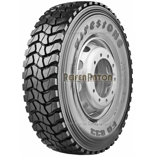 Firestone FD 833 13/22,5R156K  TL Ganzjahresreifen  3286340784412