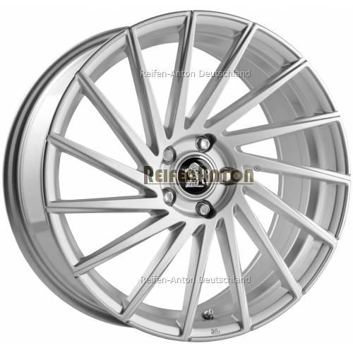 ultra wheels storm ua9l 8x18 et47 5x112 silver alufelgen. Black Bedroom Furniture Sets. Home Design Ideas