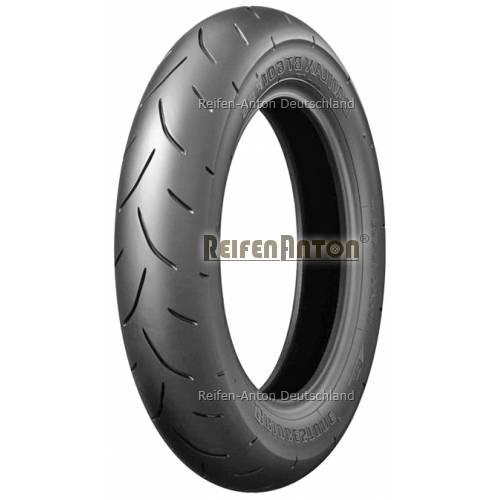 Bridgestone BATTLAX BT601 100/90 R12 49J  MEDIUM, SOFT, SS, TL Sommerreifen  3286347901317