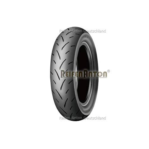 Dunlop TT93 GP 120/80 12-55J  MEDIUM, TL Sommerreifen  5452000440082