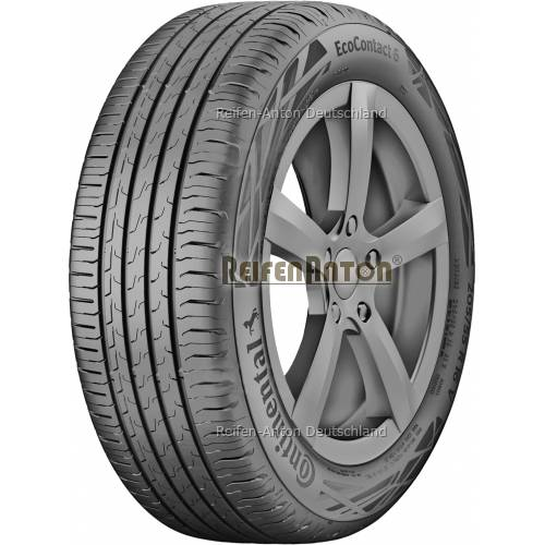 Continental Eco Contact 6 195/60 R16 89H  TL Sommerreifen