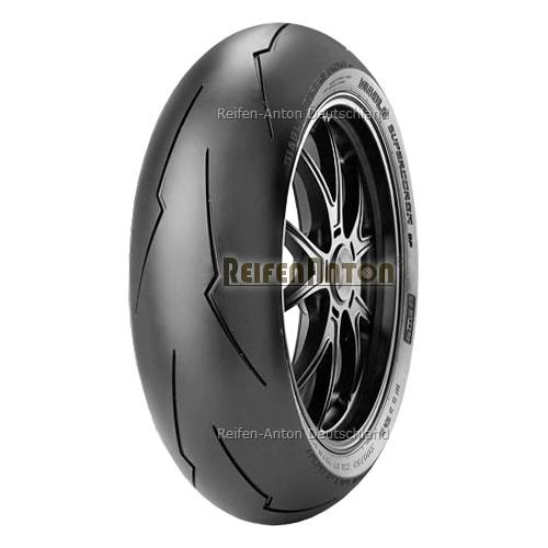 Pirelli DIABLO SUPERCORSA V2 160/60 R17 69W  SC2, TL Sommerreifen