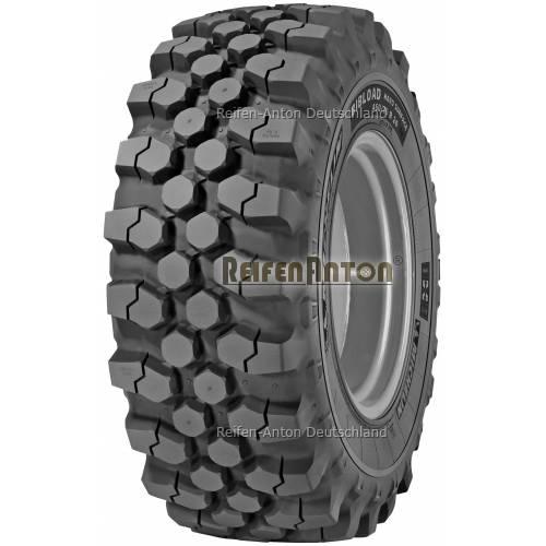 Michelin BIBLOAD HARD SURFACE 400/70 20R149A  TL Sommerreifen  3528707936110
