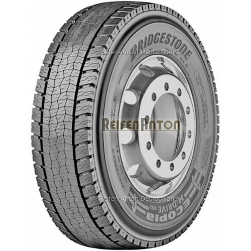 Bridgestone ECOPIA H-DRIVE 002 295/80 22,5R152/148M  TL Sommerreifen  3286341351316