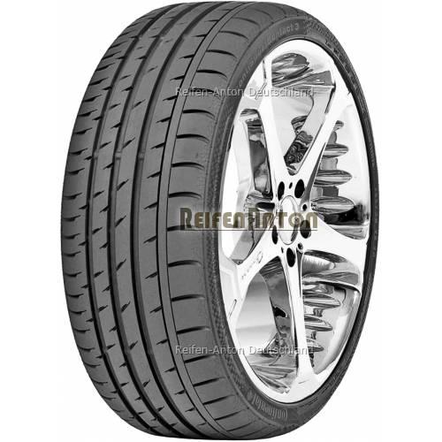 Continental SPORT CONTACT 3 285/35 20ZR104Y  XL FR, TL Sommerreifen  4019238659375