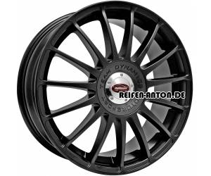 Team Dynamics Monza R 7x17 ET38 5x98 Racing Schwarz