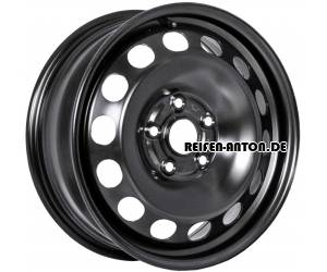 Mam ST1 6x15 ET50 4x100 Black Painted